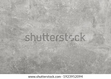 Texture of grey concrete wall for background. New grey concrete wall.