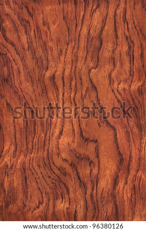 Texture of guibourtia (high-detailed wood texture series)