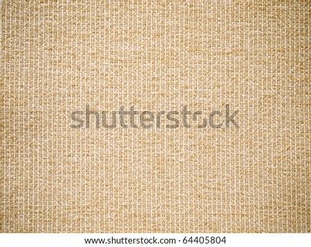 Texture of Light brown fabric for interior design