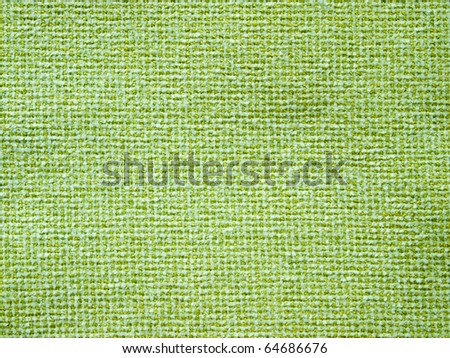 Texture of Light green fabric for interior design