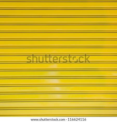Texture of metal door surface.