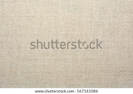 Shutterstock Texture of natural linen fabric.