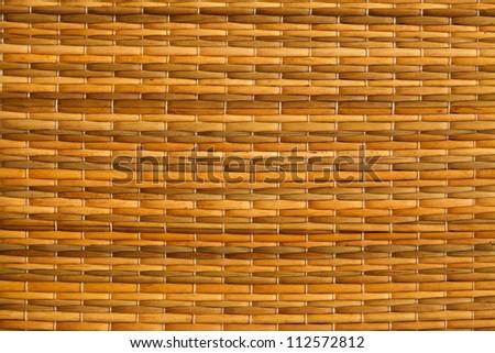 Texture of natural yellow mat