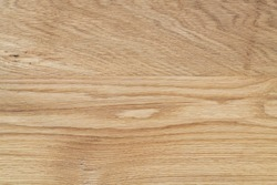 Texture of oak plank with oil finish