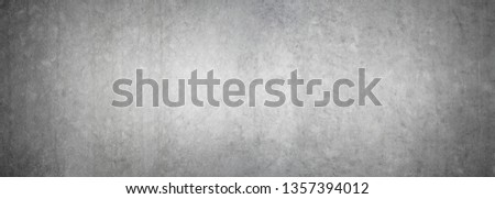 Texture of old gray concrete wall for background #1357394012