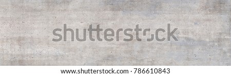 Texture of old gray concrete wall for background Foto stock ©