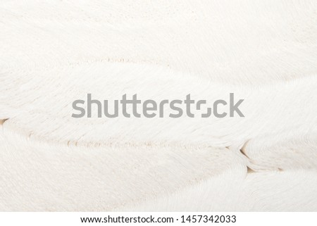 Texture of pressed paper napkins.Background from a stack of napkins.Stack of paper napkins.