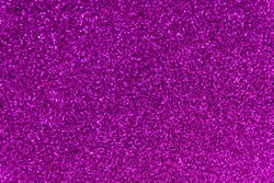 Texture of purple colored foamiran sheet with sparkles