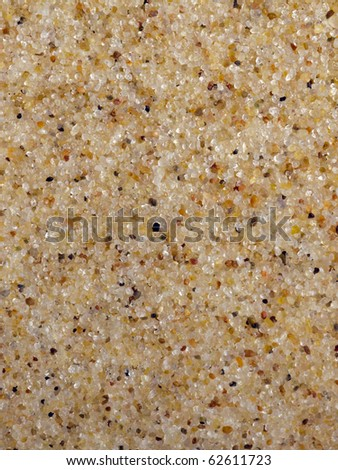 texture of sand on the beach, background
