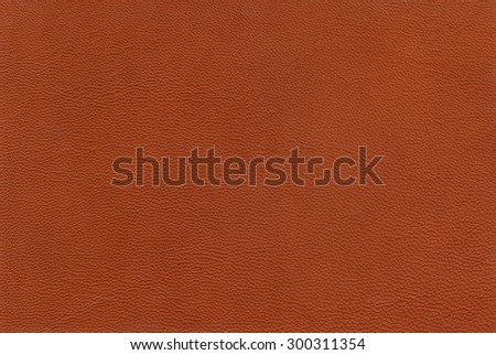 Texture of sheep skin of reddish color.