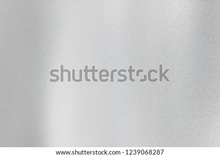 Texture of shiny silver bar, abstract background #1239068287