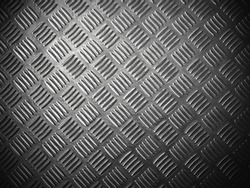 texture of stainless steel floor plate