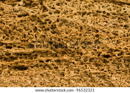 Texture of stone.