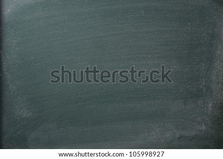 texture of the blank chalkboard