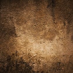 Texture of the old plaster wall