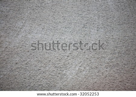 texture of the sand with diminishing perspective