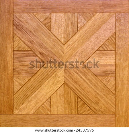 Texture of the wooden floor