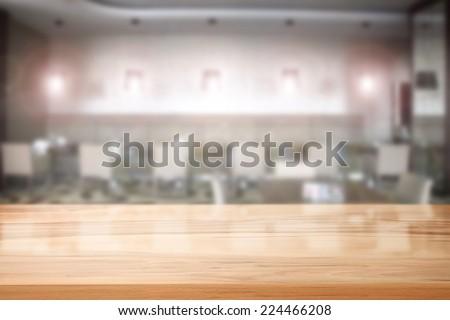 texture of top in restaurant