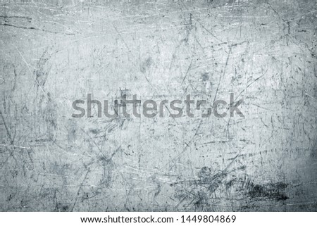 Texture of twisted iron, metal background with chrome gloss #1449804869