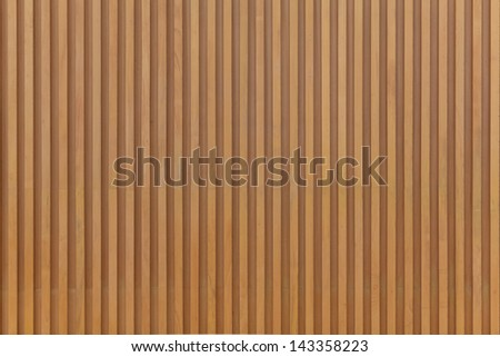 Texture of vertical wood stripes using for background