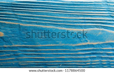 Texture Of Wood Vintage Blue Panel For Background 1178864500