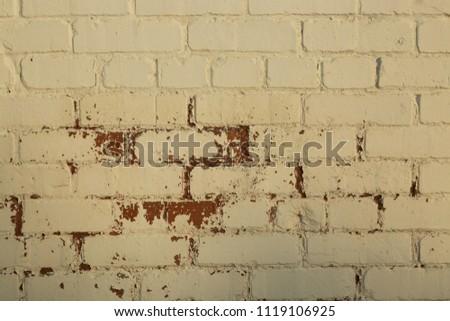 Free photos Off-white brick wall background | Avopix.com