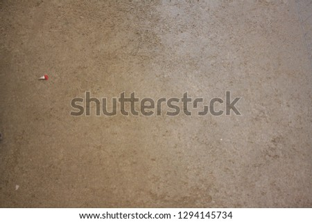 Texture or pattern in natural stone of beige color with veins #1294145734