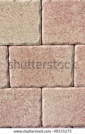 Texture pattern, brick floor