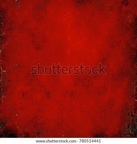 Texture red grunge style #780514441