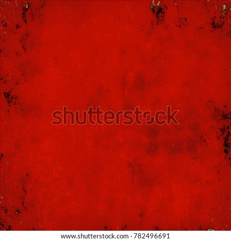 Texture red grunge style #782496691