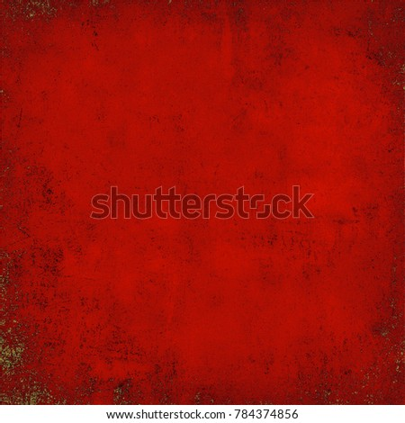 Texture red grunge style #784374856