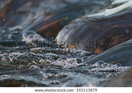 texture river creek stream