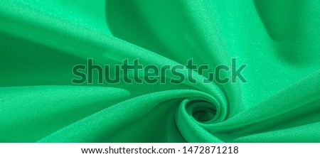 Texture, silk fabric of green color, solid light green silk satin fabric of the duchess Really beautiful silk fabric with satin sheen. Ideal for your design, Special Occasion Wedding Invitations #1472871218