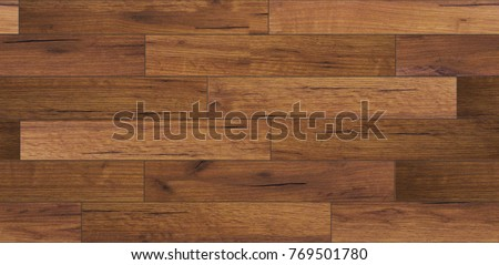 Texture Wooden parquet. Flooring. Seamless. #769501780