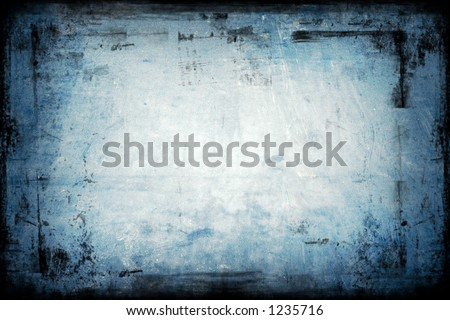 Textured background with frame / border