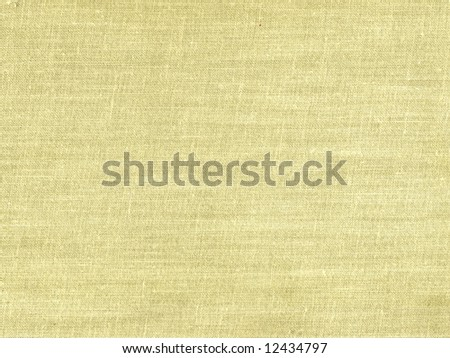 Textured beige colored textile background