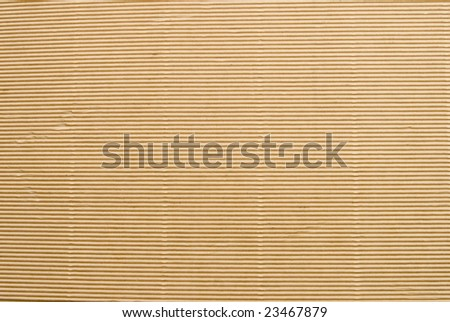 Textured biege cardboard background