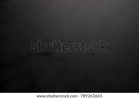 Textured black background as a natural background with copyspace #789263665