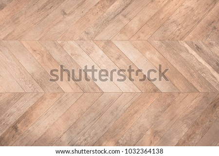 Textured chevron background pattern wood cut boards #1032364138