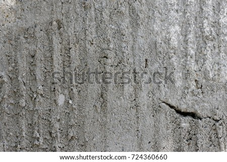 Textured effect of an old wall #724360660