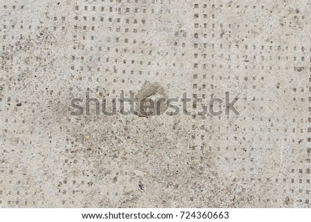 Textured effect of an old wall #724360663