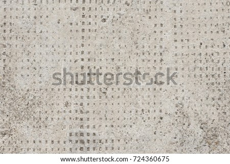 Textured effect of an old wall #724360675
