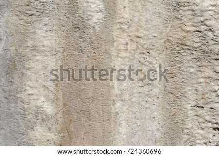 Textured effect of an old wall #724360696