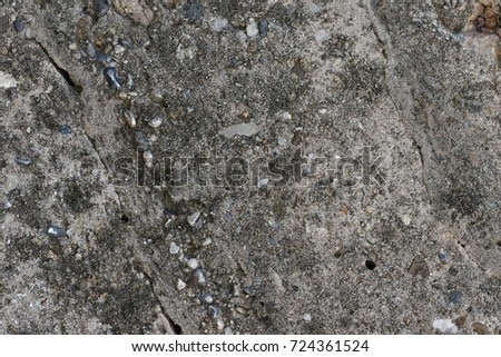 Textured effect of an old wall #724361524
