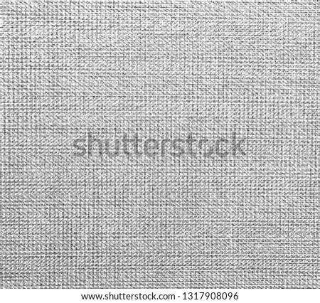 Textured fabric background  of gray fabric,