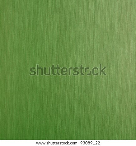 Textured green wallpaper for background