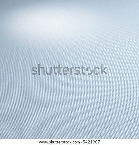 Textured plexiglas background with icy blue look.  Square format.