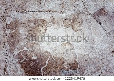 Textured stone wall, vintage background #1225419475