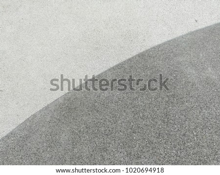 Textures And Patterns Of Gray Rough Terrazzo Flooring Polished Stone Floor Ground Surface