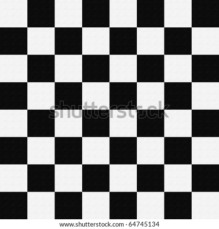Texturized chess board background